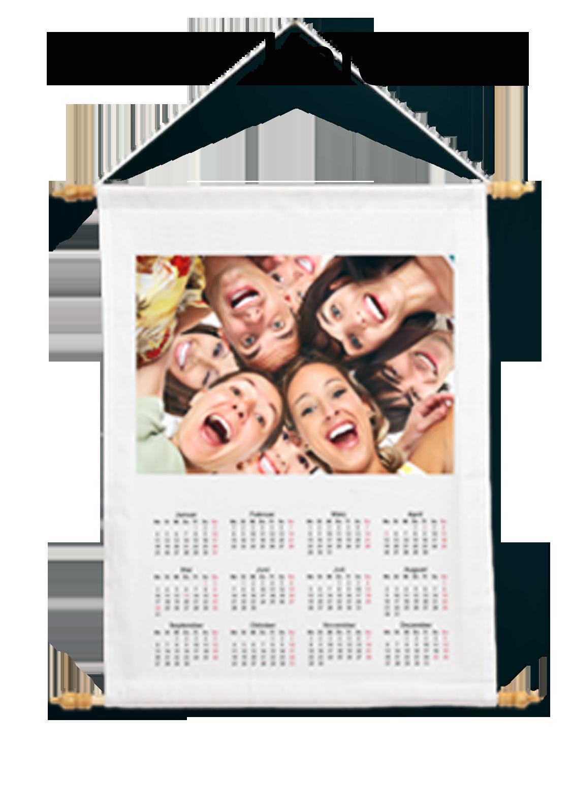 Stoff - Kalender